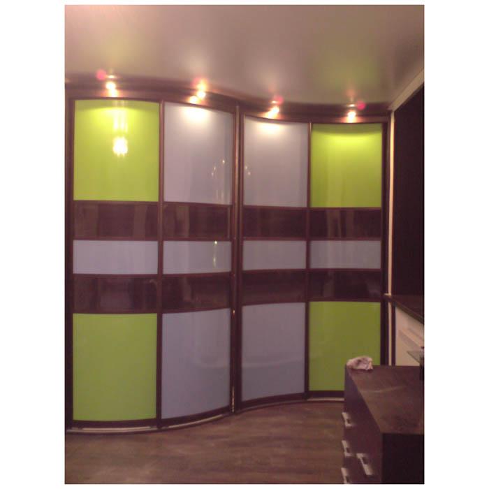 Радиусные шкафы купе уютный дом + магазин все для дома - г. .