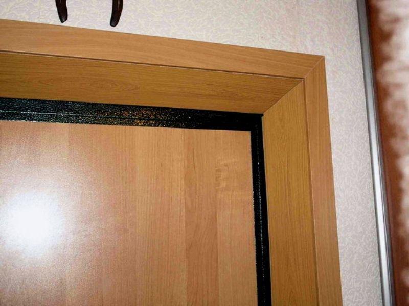 Как откосы дверные мдф своими руками 196