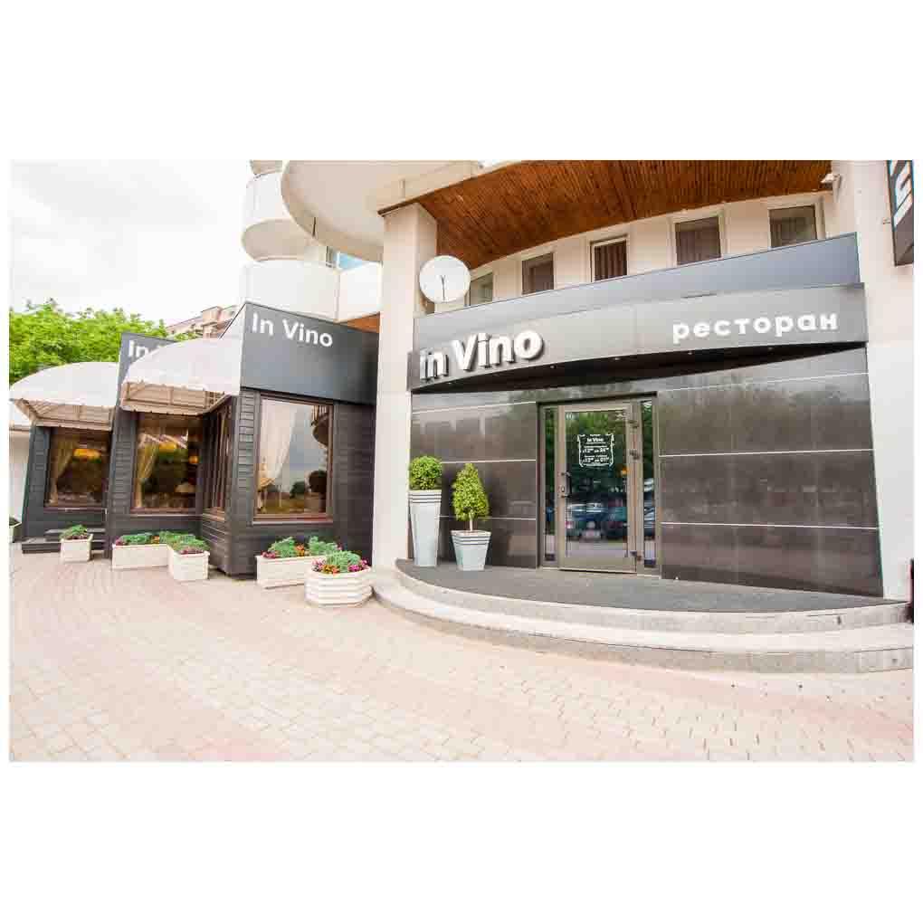 Дизайны фасадов ресторанов 31