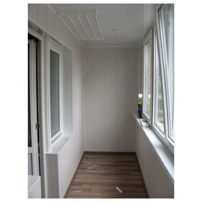 Монтаж панелей пвх в балконе - монтаж панелей пвх, заказать .