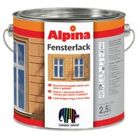 Alpina-fensterlack