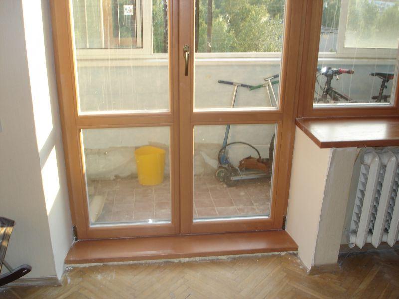 Деревянное окно для балкона - деревянные окна, заказать или .