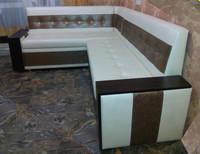 Угловой диван на кухню б/у