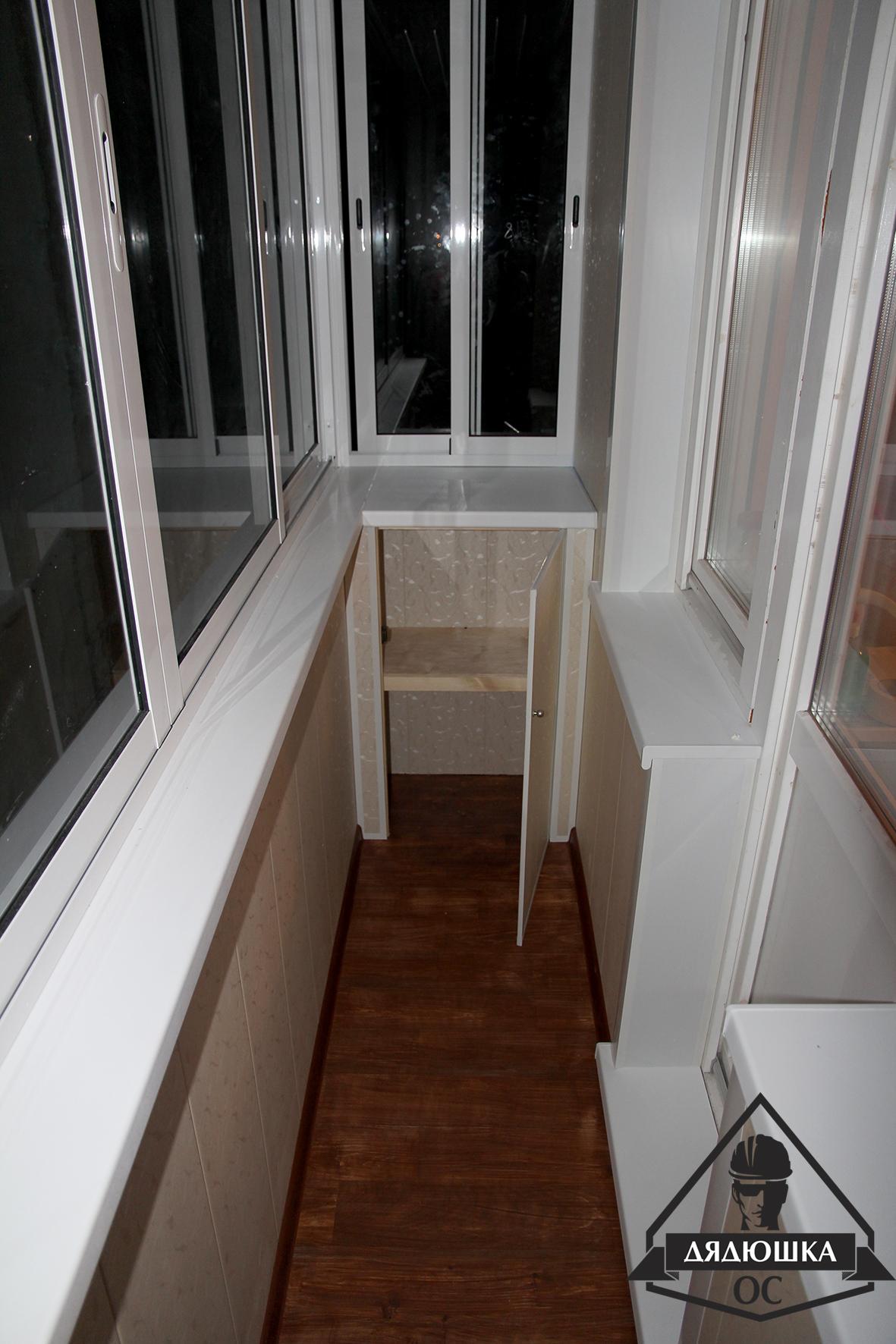 """Комплексный ремонт балкона """"под ключ"""": от 204,00 руб. - балк."""