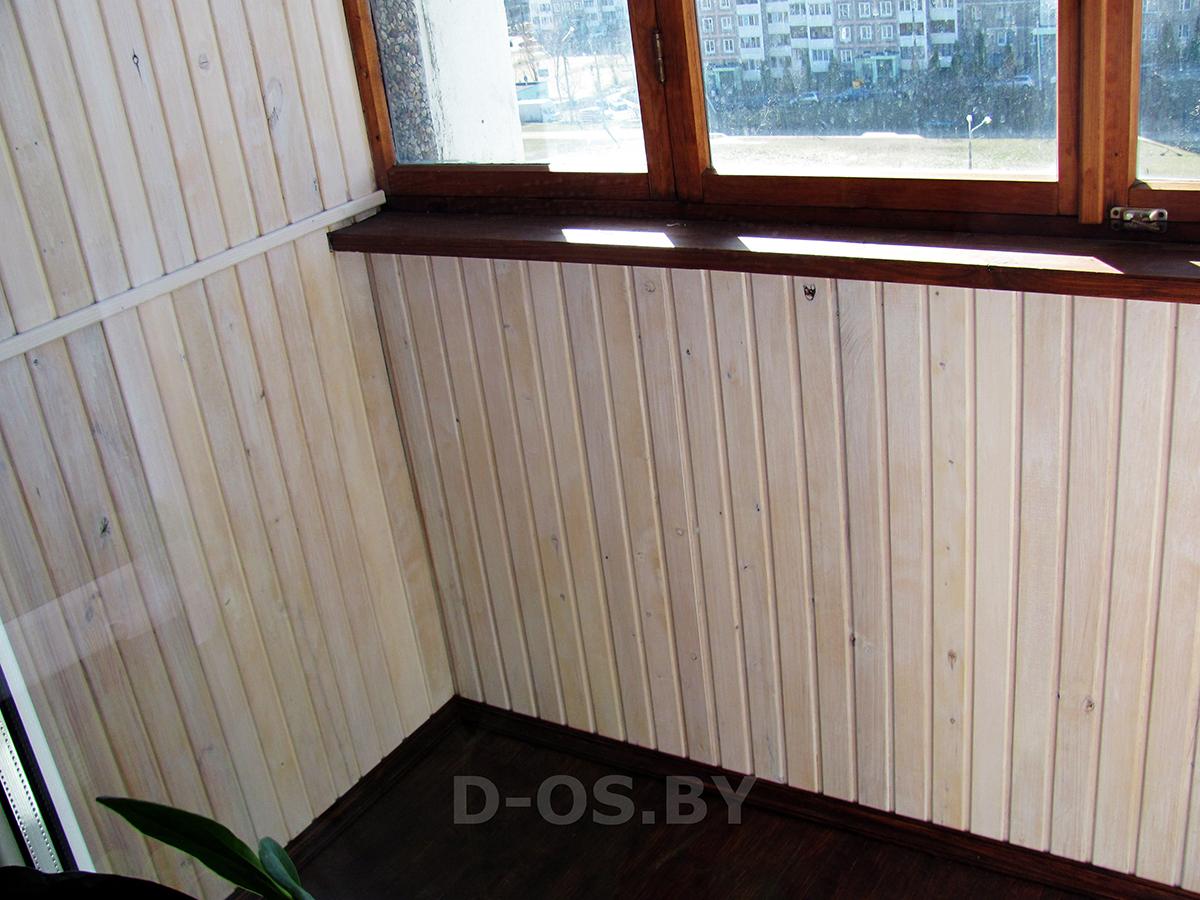 Отделка балконов и лоджий панелями мдф на фото и видео.