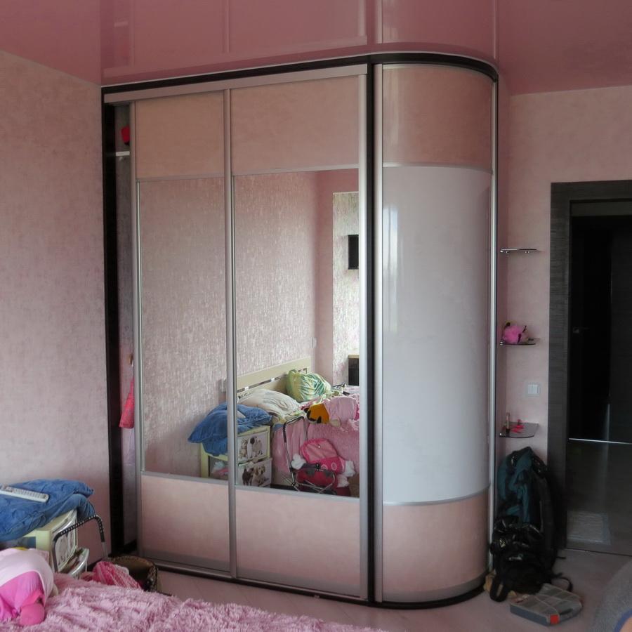 Шкаф-купе в спальню - шкафы-купе, заказать или купить в минс.