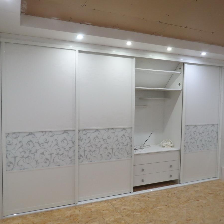 Белый шкаф - 59 фото уникальных решений и новинок сезона.
