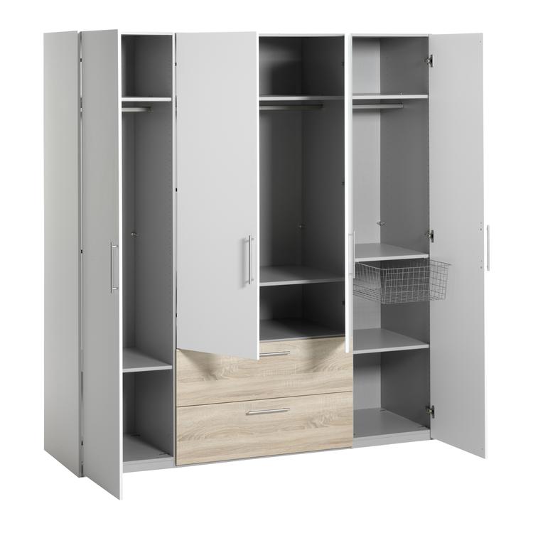 Шкаф с двумя выдвижными ящиками - шкафы, стеллажи, заказать .
