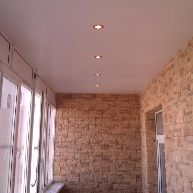 Монтаж освещения на балконе: от 7,00 руб. - монтаж освещения.