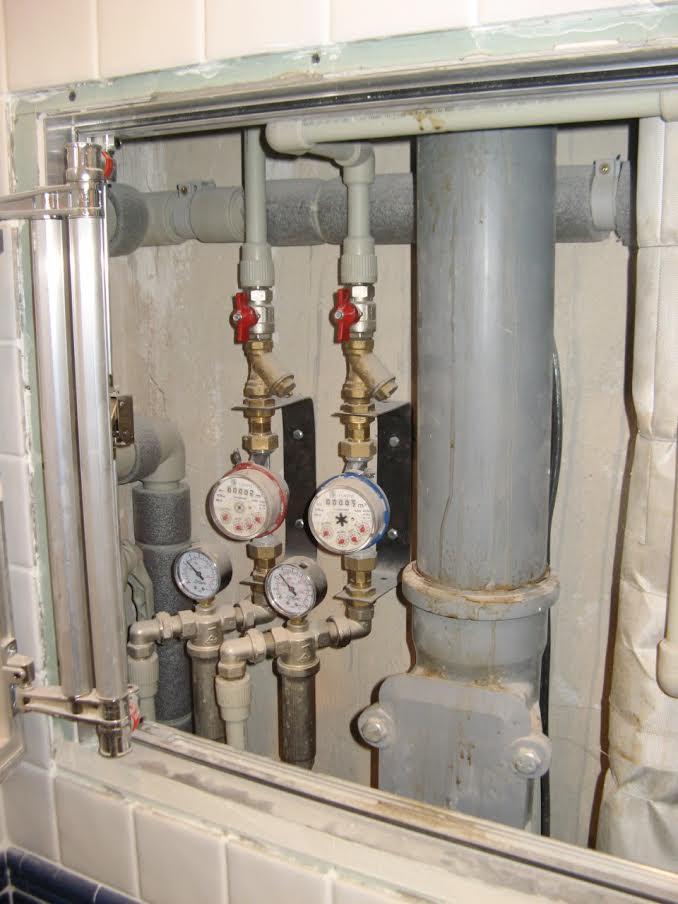 Установка счетчиков воды в минске водоканал