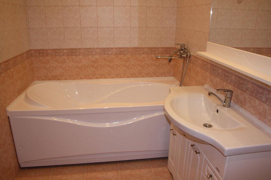 ванна под ключ что входит в стоимость
