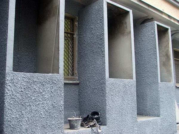 Утепление фасадов минватой с штукатуркой
