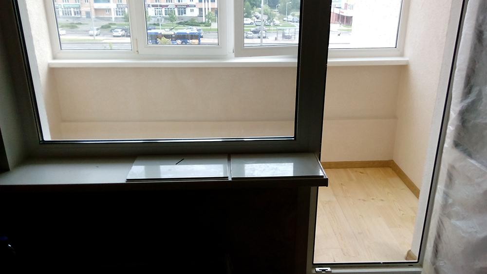 "Ремонт балкона ""под ключ"": от 10,25 руб. - балкон ""под ключ""."