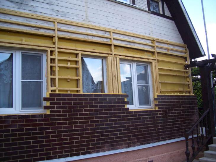 Строительные компании по утеплению фасадов